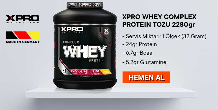 Xpro Whey Complex 2280gr