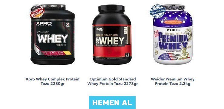 Protein Satın Al