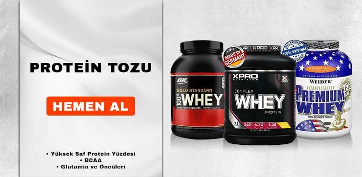 Protein Tozu Hemen Al