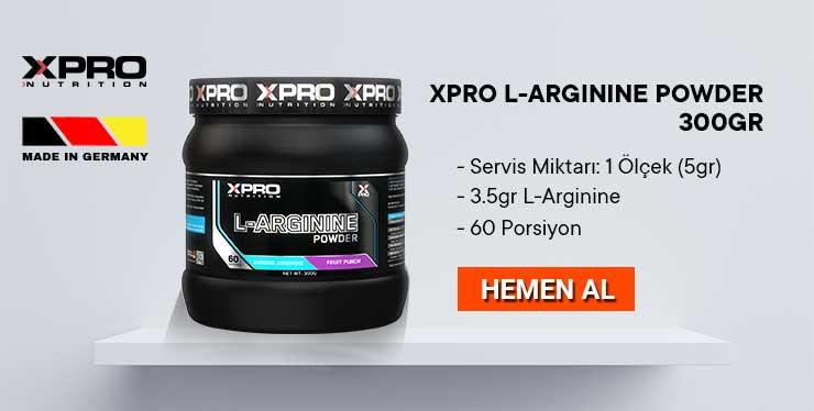 Xpro Arginine Powder 300gr